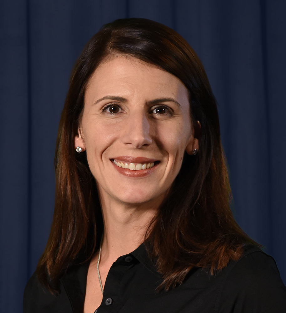 This is a picture of Indiana DHS director of emergency response and recovery Erin Rowe.