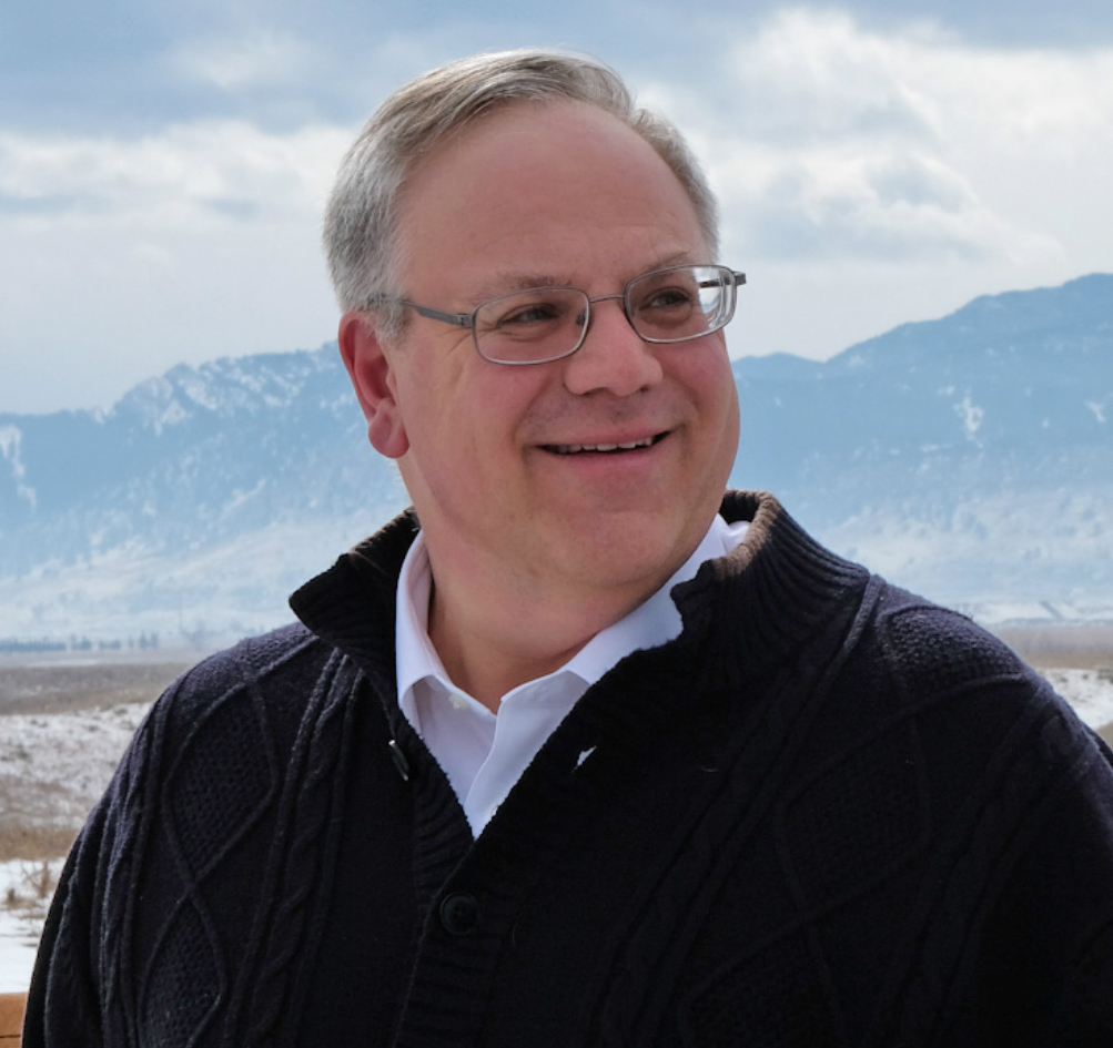 This is the official portrait of David Bernhardt, the 53rd Secretary of the U.S. Department of the Interior.